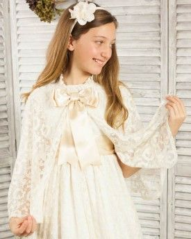 chaquetas vestidos de comunion sevilla
