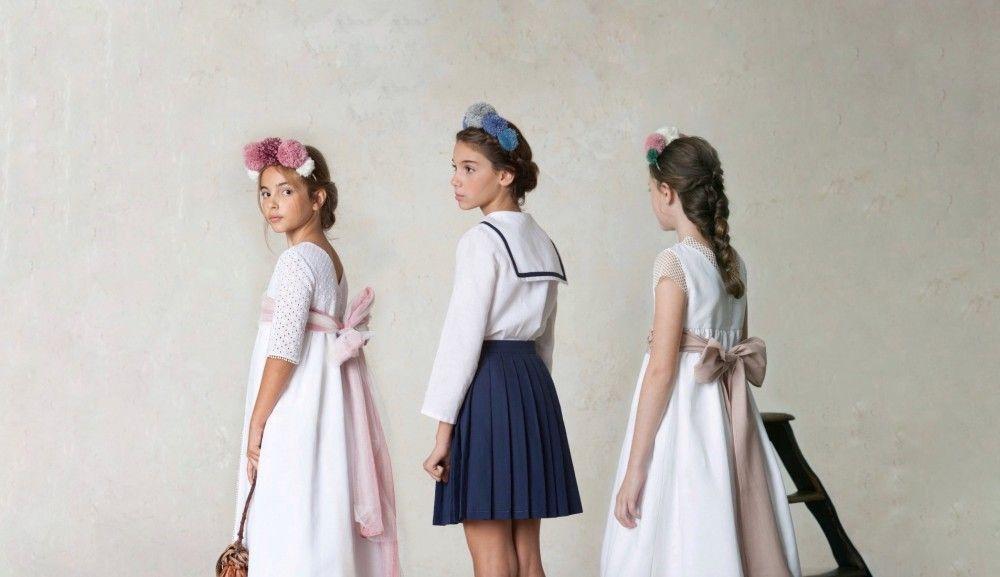 Complementos para llevar un vestido de comunión único