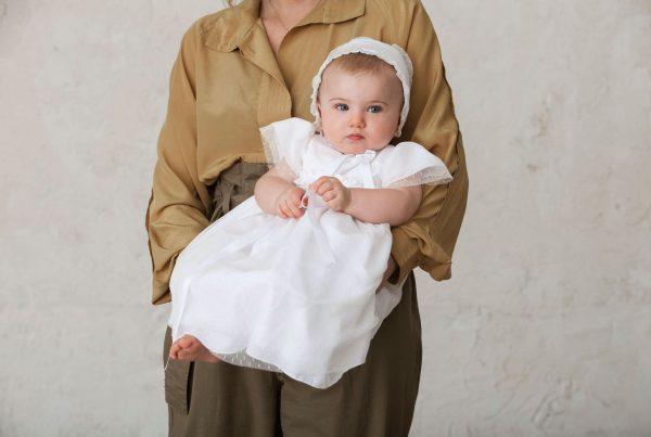 cómo vestirse en el bautizo de mi hijo si eres la madre o el padre
