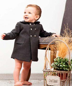 abrigo de ceremonia de bodas para niño