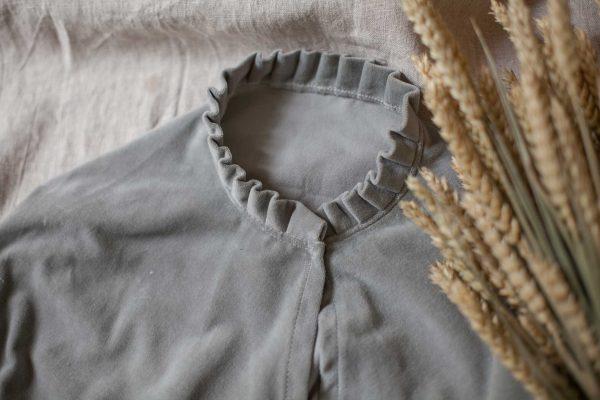 capa de ceremonia de terciopelo