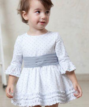 fajín de ceremonia de lino para bebés