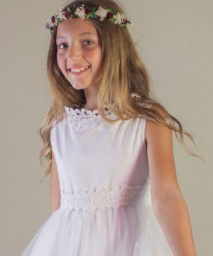 vestido de comunión con una gran rebaja