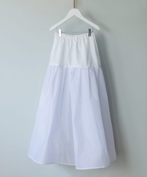 cancán de comunión para vestidos de niña vuelo alto