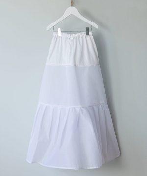 cancán de comunión para vestidos de niña vuelo bajo