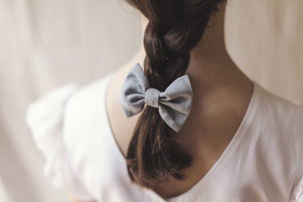 Lazo del pelo para niñas, de comunión o de ceremonia