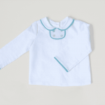 camisa de ceremonia para bebés