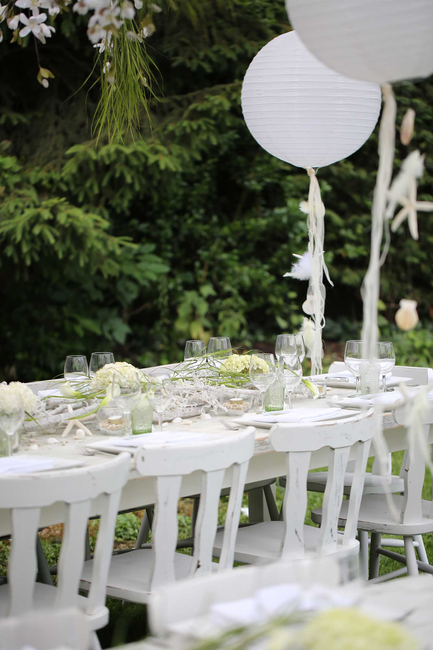 Ideas de decoración para una mesa de comunión
