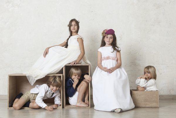 origen de los pajes de boda