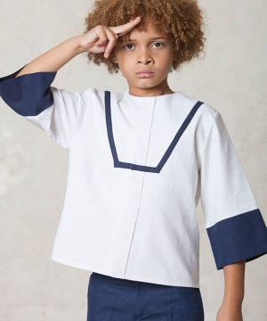 casaca de marinero moderna para comunión