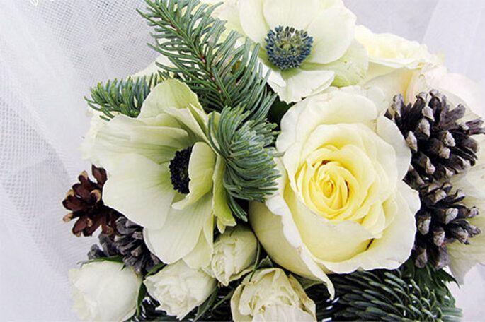 decoración floral para iglesia