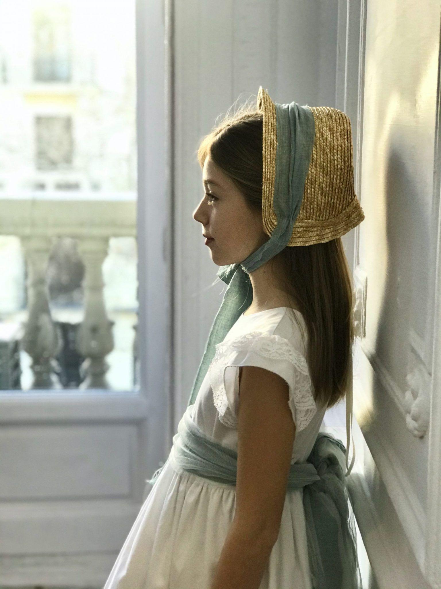Tendencias en vestidos de comunión para niñas