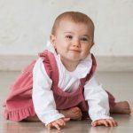 camisa blanca cuello león de vestir elegante para bebé