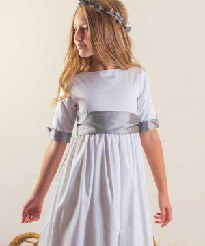 Vestido de comunión de outlet