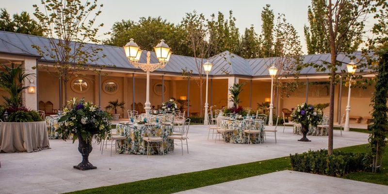 restaurante para celebrar la primera comunión