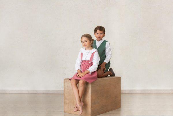 trajes de arras para niños