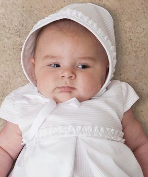 fajín fruncido de bebé